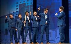 Фото Чемпионат Казахстана по КВН: Көңілді тапқырлар «Астана лигасы»