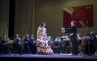 Фото Артисты «Астана Опера» выступили в Караганде и Темиртау