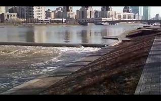 Фото Из-за попытки сделать фото на байдарке в Астане утонул мужчина