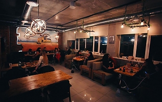Фото Кафе-бар «Территория»