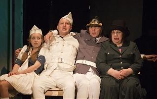 Фото Спектакль «Тот, майор и другие»