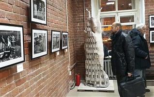 фото Выставка Жан-Франсуа Розье «Гипер Астана»