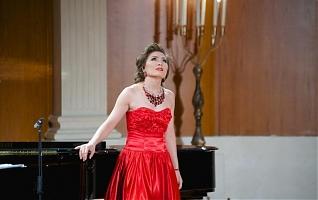 фото Зимний вечер в «Астана Опера»
