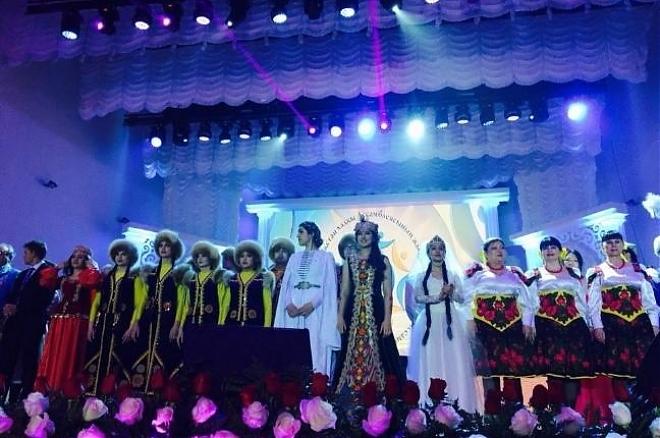 Слайдер Концерт «Астана менің шабытым»