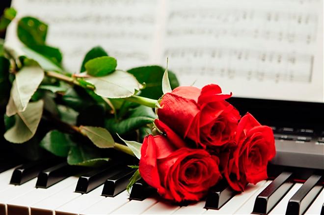 Слайдер Концерт «Цветы любви»