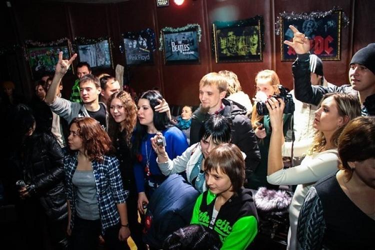 фото Астана Рок Клуб