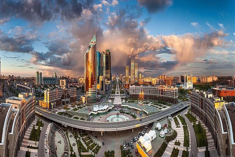 фото Астану будут застраивать по примеру Лондона, Дубая и Копенгагена
