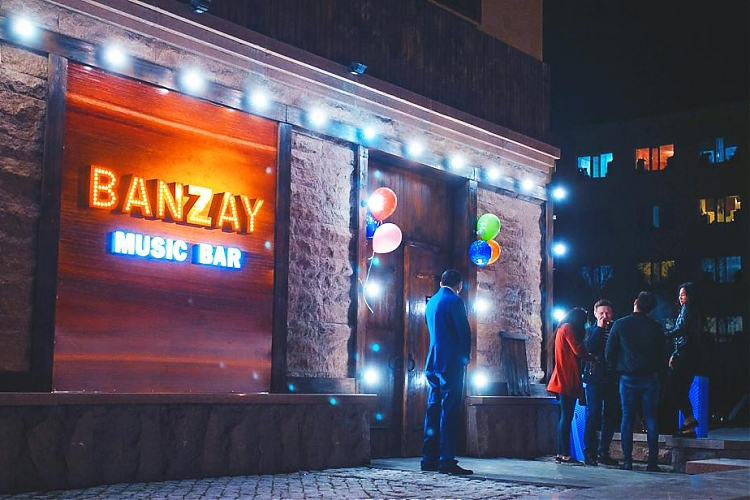 фото Banzay Music Bar