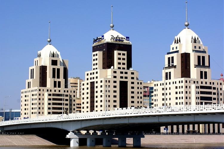 фото  Гостиница Рэдиссон САС Астана