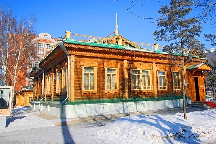 фото Государственный музей имени С. Сейфуллина