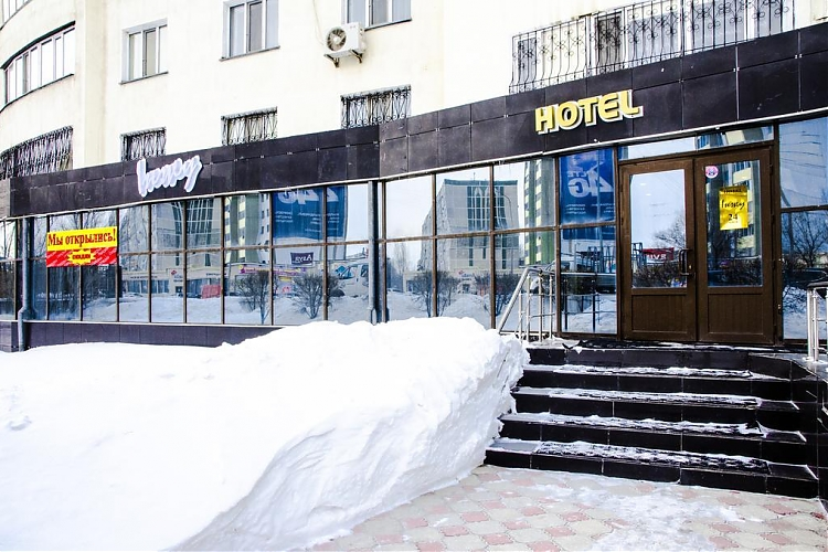 фото Hotel Inju on Baraeva 9