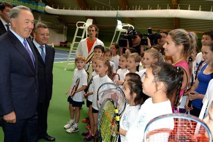 фото Национальный теннисный центр