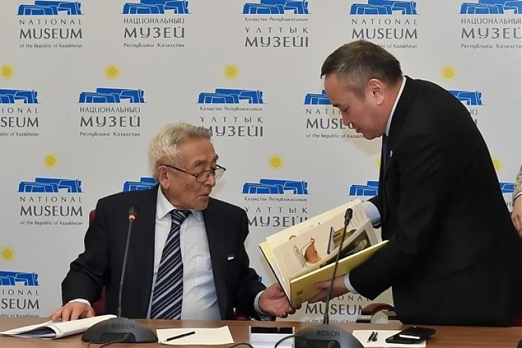 фото В Национальном музее создадут лабораторию по изучению казахских национальных блюд.