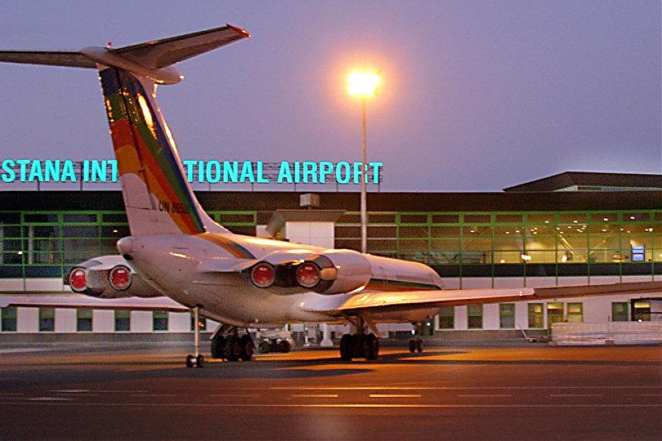 фото Аэропорт Астаны меняет расписание полетов из-за подготовки к военному параду