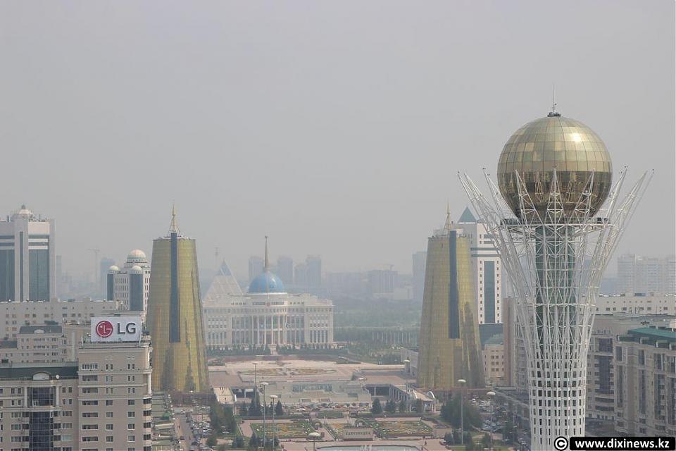 фото Асет Исекешев высказался о смоге в Астане