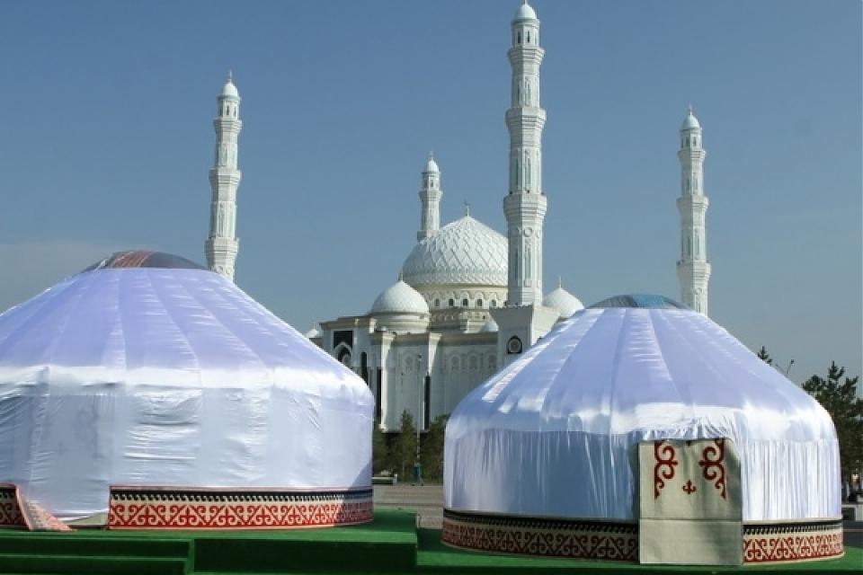 фото Астана готовится к празднованию 550-летия Казахского ханства