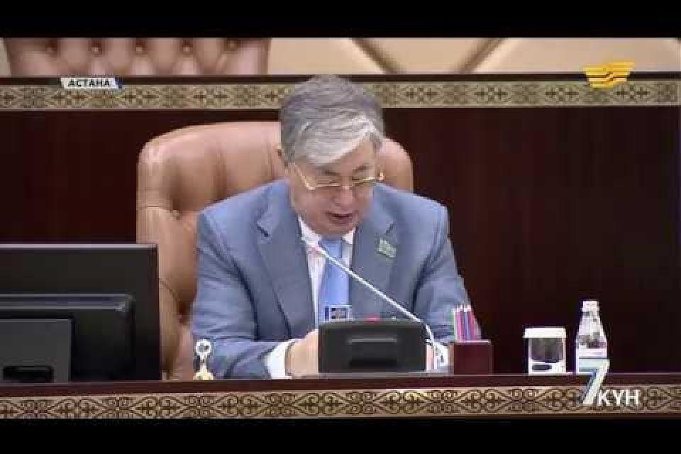 фото Для Казахстана Астанинский процесс это достойное начало членства в Совбезе ООН — К.Токаев