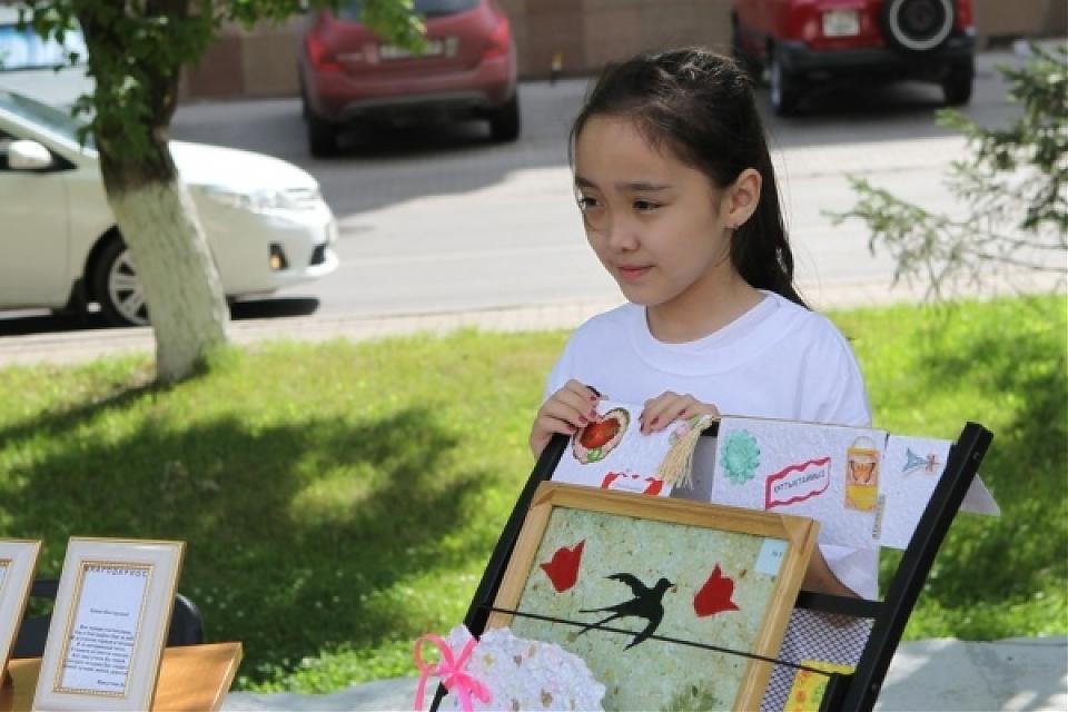 фото Фестиваль детского творчества пройдет в Астане