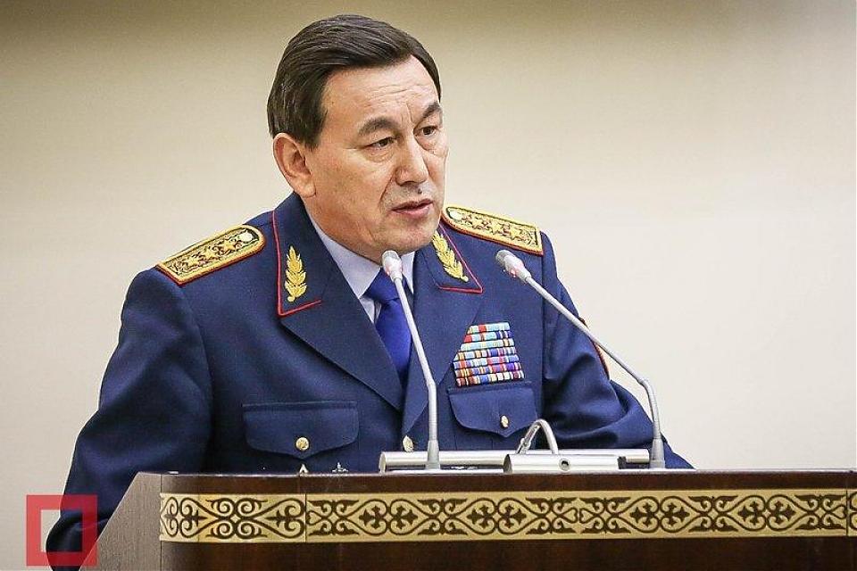 фото Глава МВД раскрыл обстоятельства дела о смерти школьника в Астане