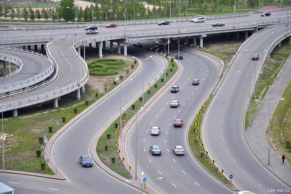 фото Изменения в дорожной инфраструктуре столицы