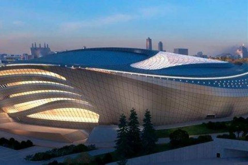 фото Как будет выглядеть новый Конгресс-холл в Астане