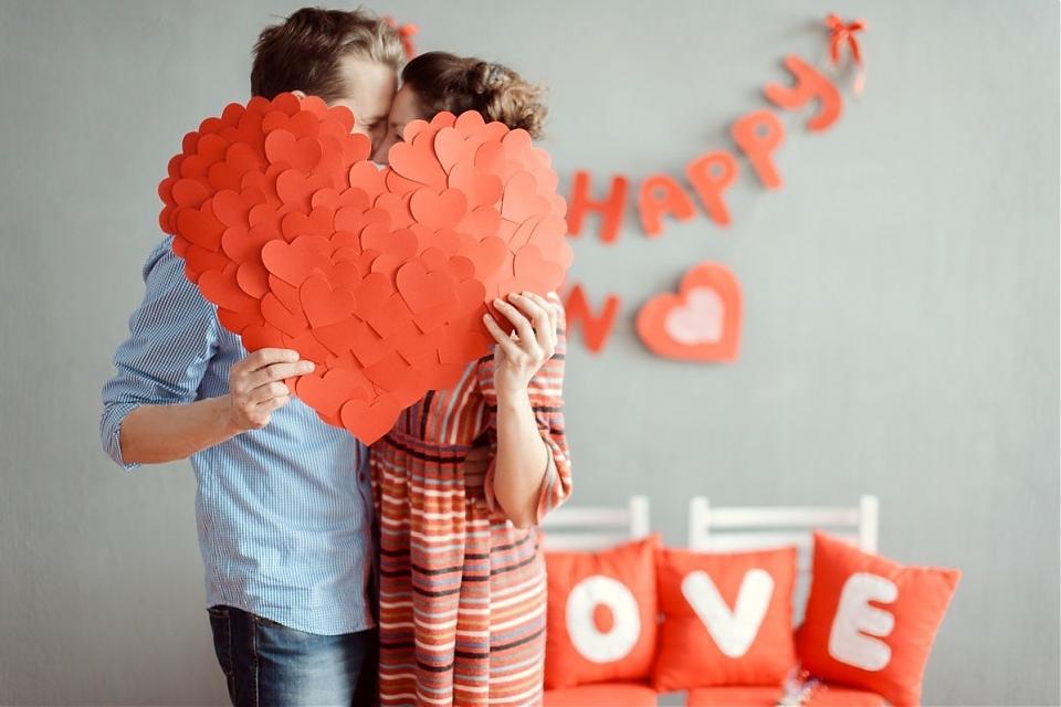 фото Как отпраздновать День Святого Валентина?