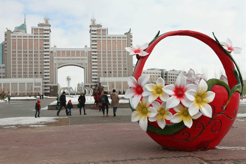 фото Как преобразится Астана к весенним праздникам