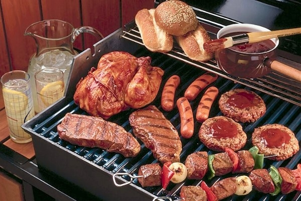 фото Лайфхаки для пикников. Как приготовить мясо и овощи на природе?