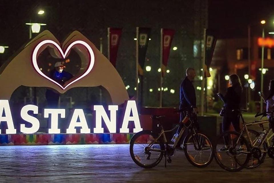 фото Н.Абдиров о переименовании Астаны: Это будет решено тогда, когда этот вопрос созреет