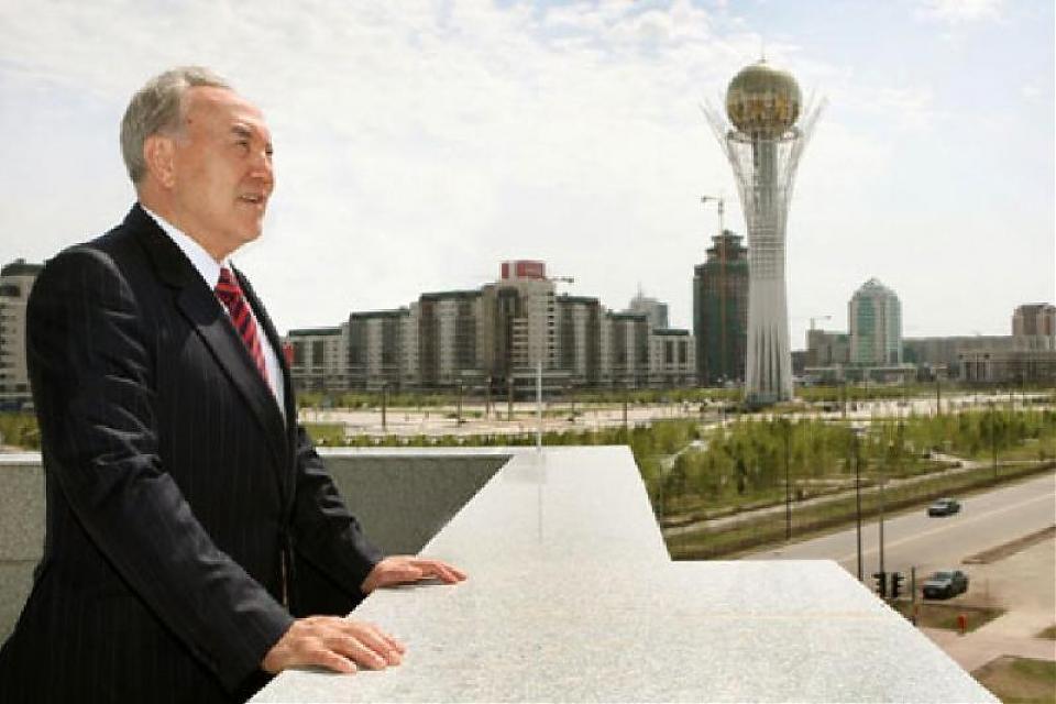фото Назарбаев вспомнил, как среди ночи придумывал название Астане