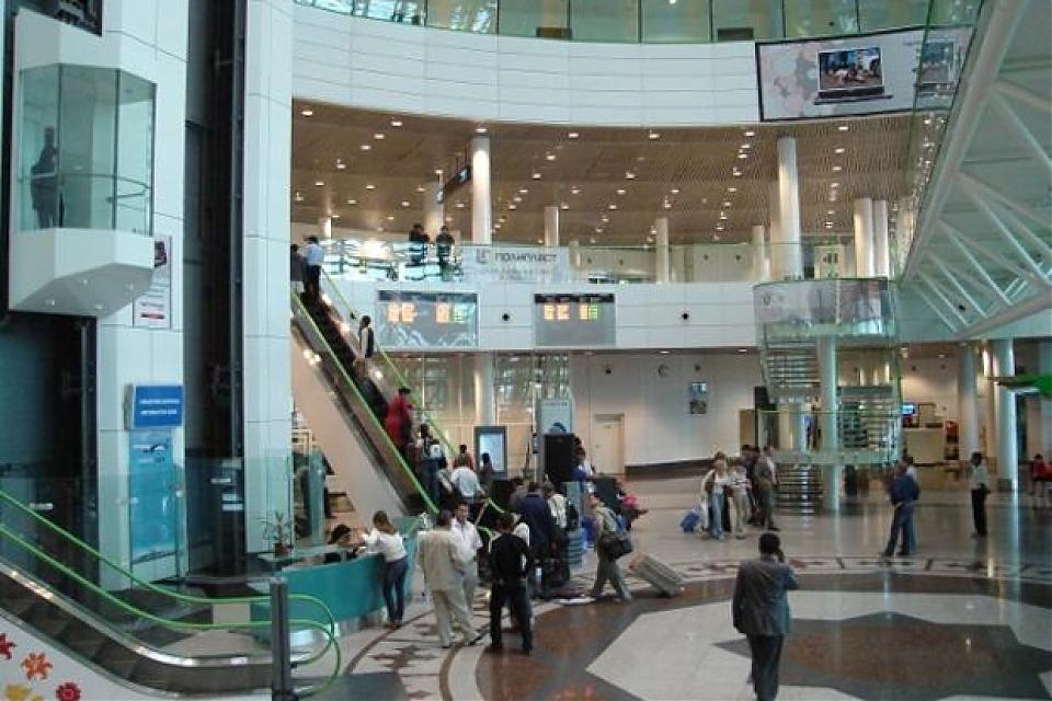фото Новый терминал аэропорта Астаны откроют в начале июня