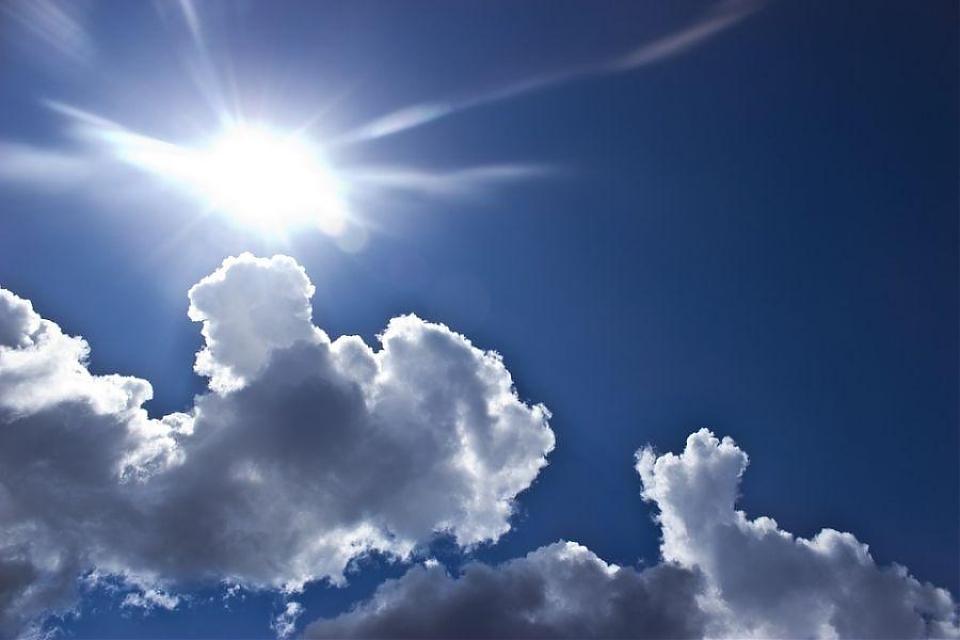 фото Погода без осадков ожидается в Астане и Алматы в понедельник