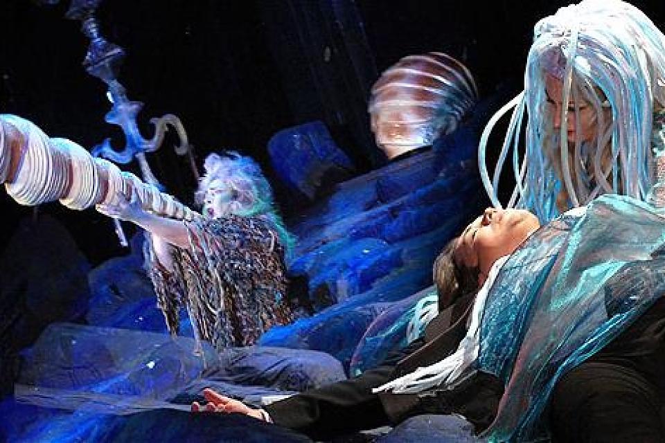 фото Показ оперы «Русалка»