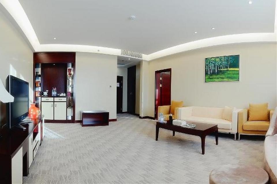фото Пекин Палас (Soluxe Hotel Astana)