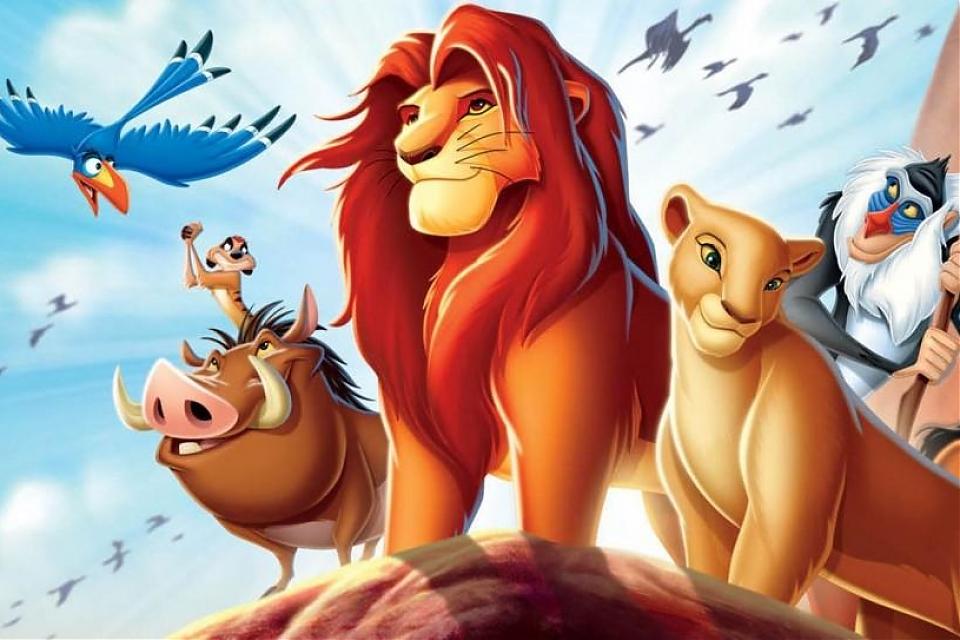 фото Спектакль «Король лев»