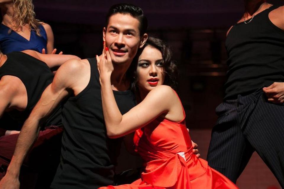 фото Танго-спектакль «Любовница»