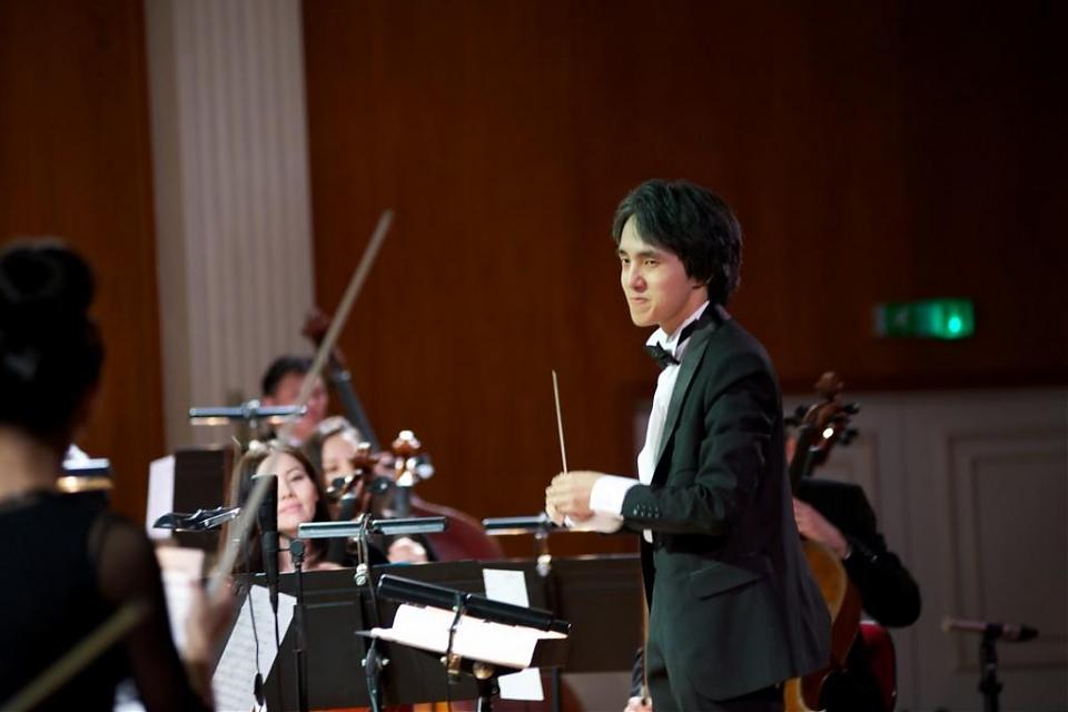 фото В «Астана Опера» состоится симфоническая премьера в стиле А.Бурибаева