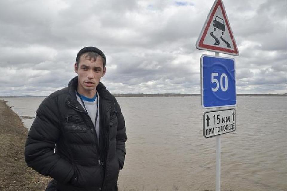 фото В Астане ЧС-ники предупреждают о возможных паводках