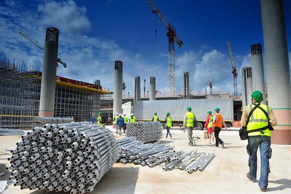 фото В Астане оштрафованы 87 строительных компаний