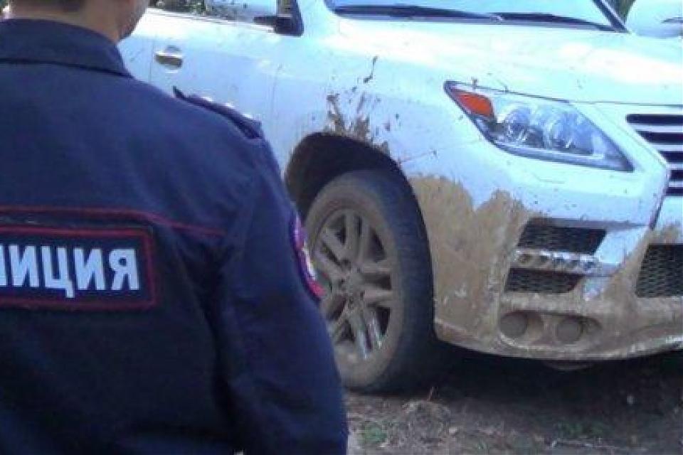 фото В Астане полицейские задержали банду угонщиков