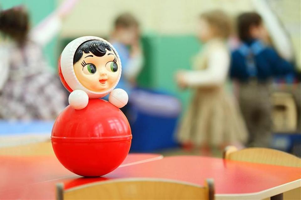 фото В Астане в очереди в детские сады стоят 33,2 тысяч детей