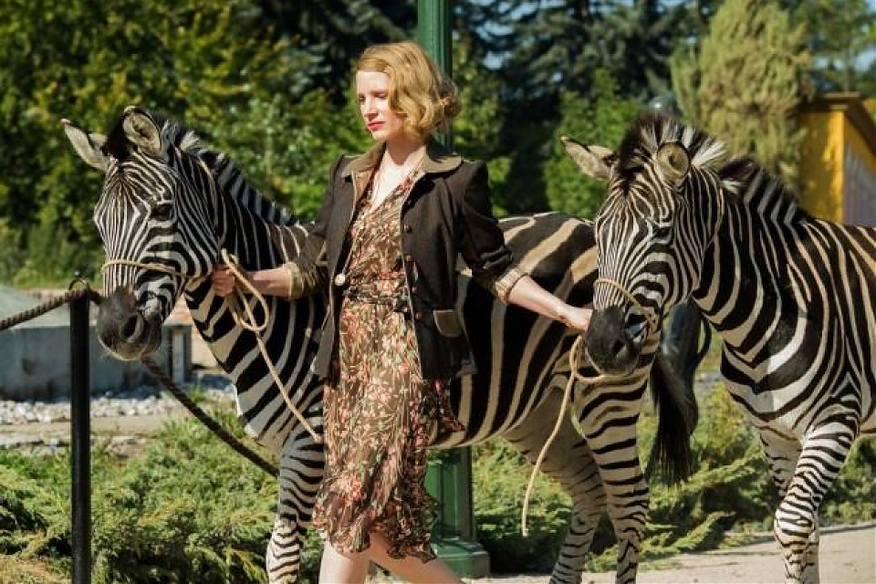 фото Жена смотрителя зоопарка